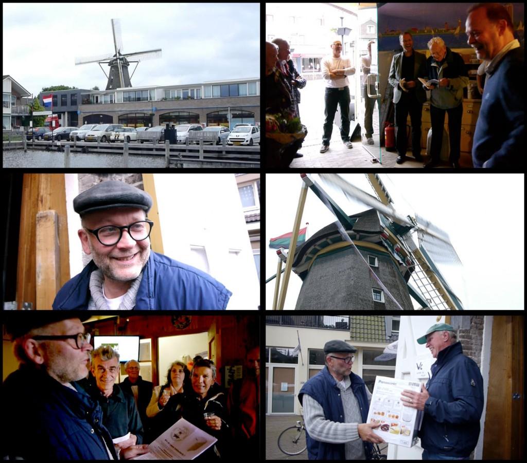 Collage Molenmarathon Aalsmeer