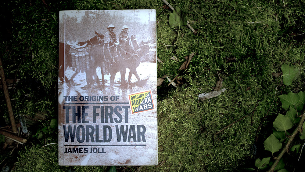 James Joll, The Origins of the First World War, 1984
