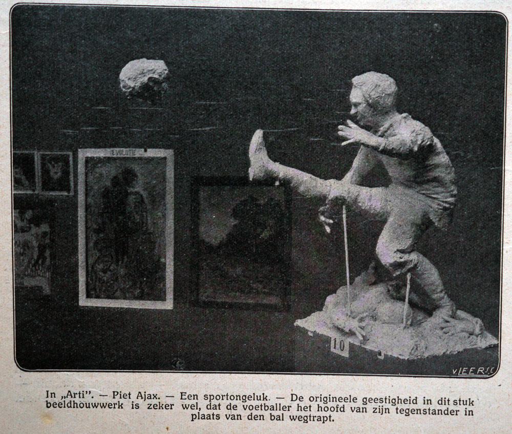 Uit: De Prins der geïllustreerde bladen van 13 Januari 1912