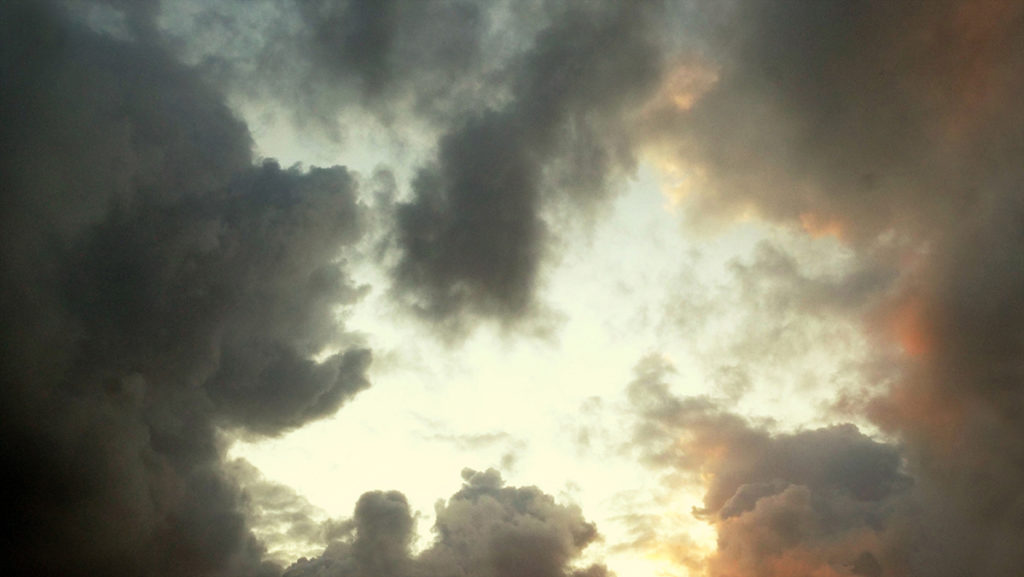 Wolkenlucht 8 Augustus 2019 0630u (©2019 Huib J. Lirb)